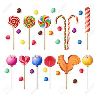 Lecca lecca Lollipop